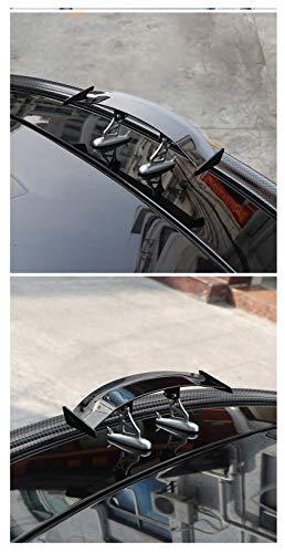 wangjianbin Nuevo Mini ala De AleróN Decorativo De AleacióN Linda De Aluminio Encantador para Vauxhall Adam Astra Vectra Vxr8 / Smart Forfour Fortwo Roadster