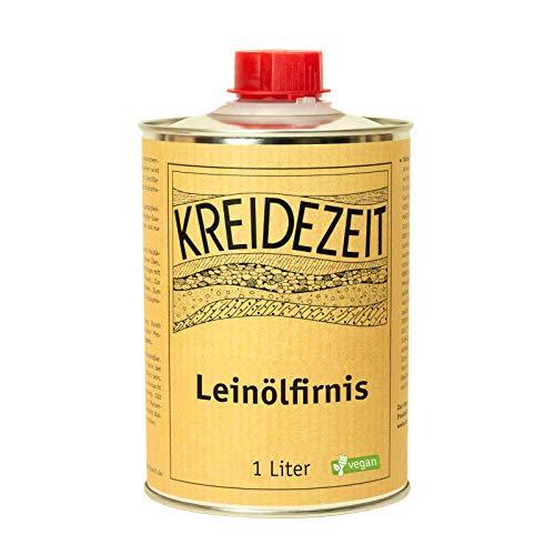 Leinölfirnis 1 Liter Kreidezeit