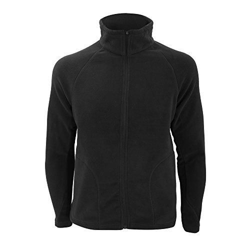 Result Micron Fleece Blouson De Sport, Noir (Black), X-Large Homme