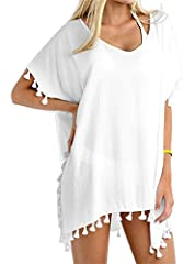 """Size XS (Fits US XS) Bust 40.5"""",Length 30""""; Size A (Fits US S-M) Bust 46.5"""",Length 31"""" ; Size B (Fits US L-2XL) Bust 55"""",Length 32"""" ; Size C (Fits US 3XL-4XL) Bust 62"""",Length 33"""" Great For Many Occasions: Womens Bikini, Swimwear, Swimsuits, Beachwear..."""