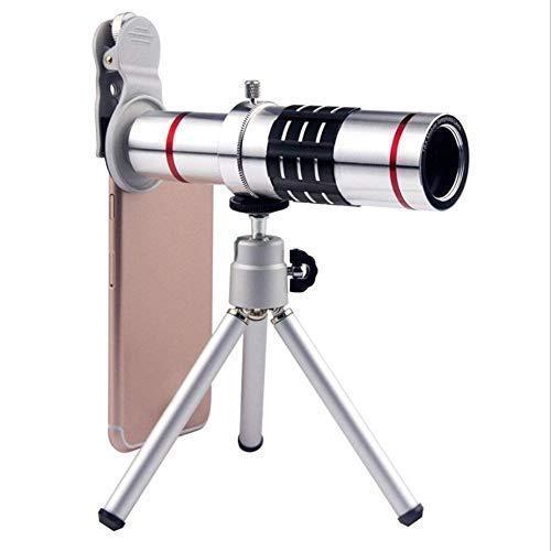 YIQIFEI Binoculares para Adultos, Telescopio práctico 12X32 Binoculares Video Telescopio práctico Foto Telescopio práctico Multifu (artefacto al Aire Libre)