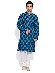 Very Me Mens Cotton Kurta