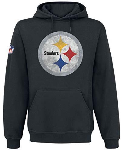 Majestic NFL Sweat à Capuche - Hyper Pittsburgh Steelers