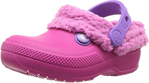 crocs Classic Blitzen III Clog K, Candy Party Pink, 13 M US Little Kid