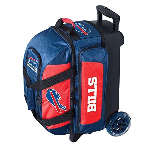 KR Strikeforce Buffalo Bills Bowlingtasche mit 2 Bällen