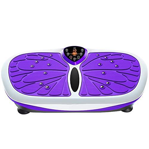 ROCKET Plataforma Vibratoria,Power Plate Gym Machine - para tonificar el Cuerpo con pérdida de Peso 8571