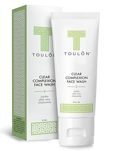 Aloe Vera Face Wash - Anti Aging Face Cleanser for Oily Skin & Acne-Free Clear Complexion. Antioxidant Facial Cleanser For Women and Men