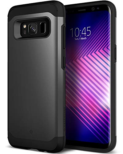 Caseology Legion for Galaxy S8 Case (2017) - Reinforced Protection - Black