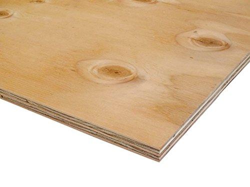 木芸社Miyabi 針葉樹合板 構造用合板 JAS F 棚板・コンパネ 90×90mm(9×9cm) 3T-O1G0-71XO