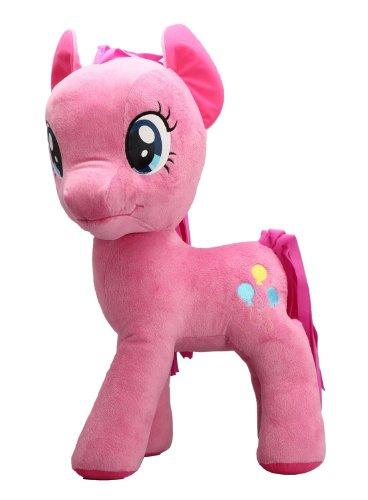 My little Pony Plüsch Pferd rosa mit Mähne ca. 25 cm gross von Hasbro Pinkie Pie