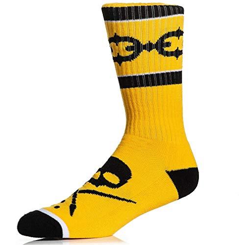 Sullen Clothing Socken - Linked Gelb