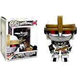 Funko Pop Television : Power Rangers - White Tigerzord (Hot Topic Exclusive) 6inch Vinyl Gift for Hero Fans SuperCollection