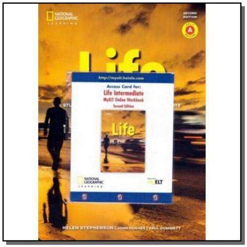 Life - BrE - 2nd ed - Intermediate: Combo Split A + MyLifeOnline (Online Workbook) + LETT