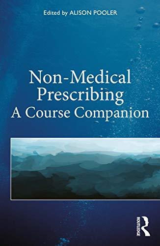 41k2egPa1FL - Non-Medical Prescribing: A Course Companion