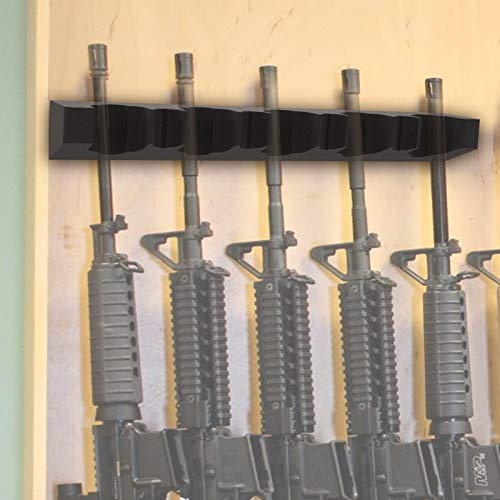Durable Foam Rifle Barrel Rack for Stack-On gun...