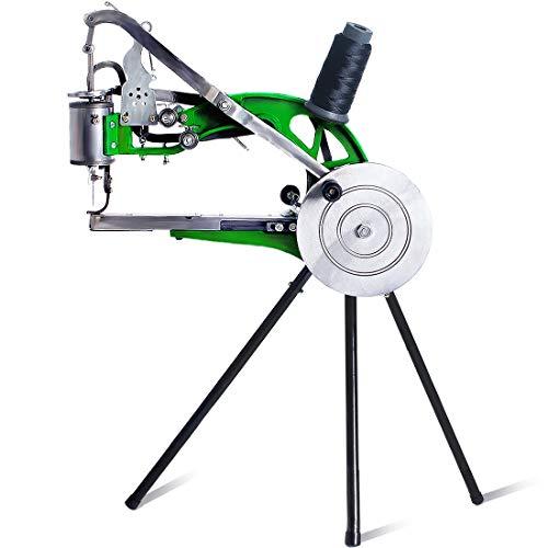 KEKEROSS Manual Leather Sewing Machine Hand Shoe Cobbler Stitching Repair...