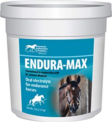 Kentucky Performance Endura-Max Electrolyte Supplement For Horses, 5 Pound