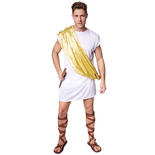 TecTake dressforfun Disfraz de Caballero de legionario Luchador Guerrero Gladiador (XXL | no. 300498)