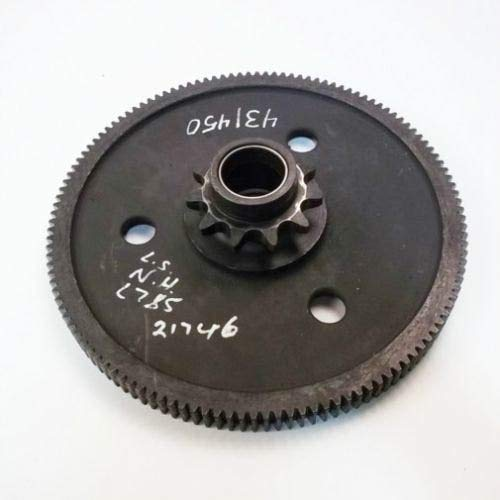 All States Ag Parts Parts A.S.A.P. Used Final Drive Gear and Sprocket Assembly New Holland L783 L781 L784 L785 770876