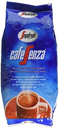 Segafredo Kaffee Espresso - Senza Koffeinfrei 1000g Bohnen
