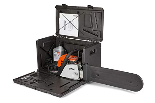 Jonsered Black Chain Saw Carrying Case