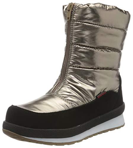 CMP Kids RAE Snow Boots WP, Botas de Nieve, Dorado, 28 EU