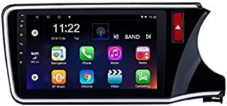 10.1 inch 1024600 Touch Screen Android 8.1 for Honda City 2014-2017 RHD Radio with WiFi Bluetooth Music Support Backup Camera