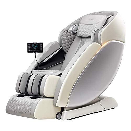 Massage Chair 4D Automatic Manipulator Full Body Back Shiatsu Massage Luxury Electric Zero Gravity...