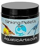 Aquatic Arts Sinking Pellets (.5 lb Spirulina Tabs) Freshwater...
