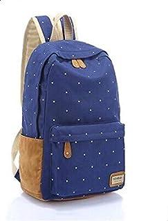 حقيبة كتف للنساء بي بوكس[XX001] (قماش أزرق)