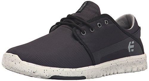 Etnies Herren Skateboard-Schuhe, Schwarz Grau Grau, EU 39