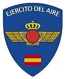 Artimagen Pegatina Escudo Pico Ejército del Aire 48x60 mm.