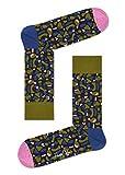 Happy Socks, bunt klassische Baumwolle Socken für Männer & Frauen, No Limit (41-46)