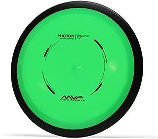 MVP Disc Sports Neutron Photon Disc Golf Driver (Colors May Vary)