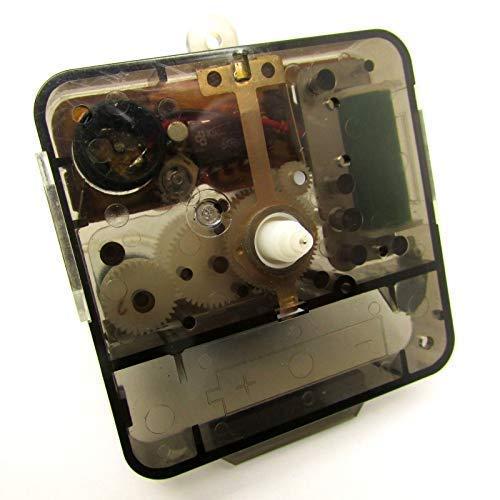 Nuevo Recambio Corea Cuarzo Reloj Despertador Movimiento Mecanismo Motor On/Off Interruptor