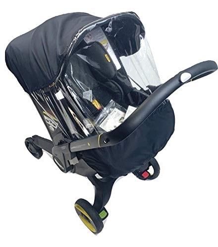 Sasha's Rain and Wind Cover: Compatible with The Doona Infant Car Seat