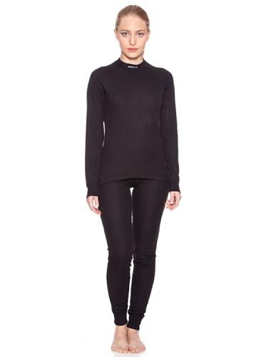 Pack avec Craft T-shirt à encolure ras du cou et fuseau noir noir Large