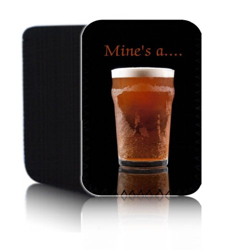 BIZEBEE 'Biz-E-Bee Pint Bier' (7HD) Schutz Neopren Tasche für Xiaomi Mi Pad 2–Stoßfest und wasserabweisend Abdeckung, Hülle, Tasche,–Schnell Schiff UK