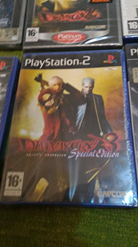 Capcom Devil May Cry 3: Special Edition, PS2