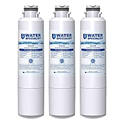 Waterspecialist Refrigerator Water Filter (Pack of 3)