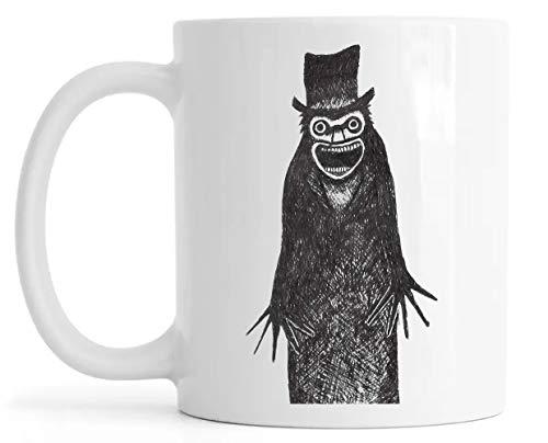 Babadook Personaje Lustroso Cerámica Taza Mug Glossy Mug Cup