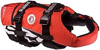 EzyDog Chaleco Salvavidas para Perros - DFD - Ideal para Natación y para que tu Cachorro esté Seguro en el Agua, Perros Seguridad Natación Ropa (S, Rojo)