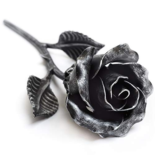 11 Steel Roses Anniversary Gifts for Gay & Lesbian Couples for Years 11-19
