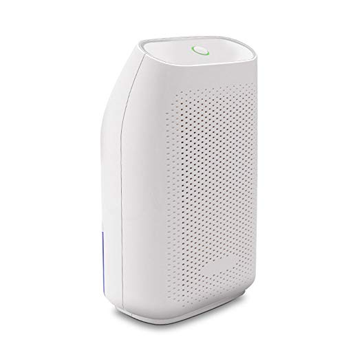 Best Price OUYAWEI Home 700ml Small Semiconductor Dehumidifier Home Electronic Intelligent Dehumidif...