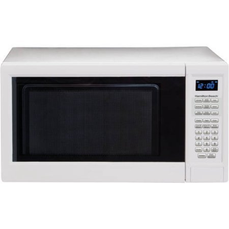 HB 1.3 cu ft 1000 watt microwave (White)