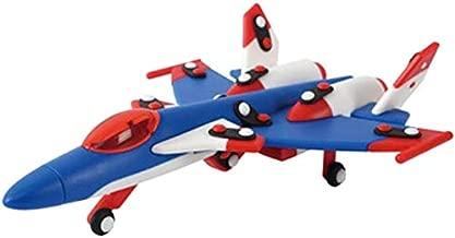mic-o-mic(ミックオーミック) 089.455 Fighter Jet(ファイタージェット) / ブルー 戦闘機 飛行機 プラモデル 模型