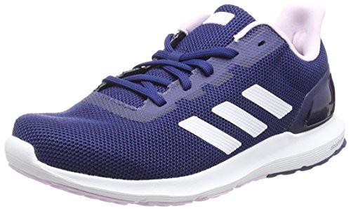 Adidas Cosmic 2, Zapatillas de Entrenamiento Mujer, Azul (Dark Blue/Footwear White/Aero Pink 0), 38 EU