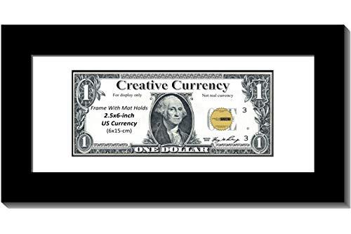 dollar bill display case - 4