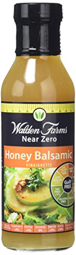 Walden Farms Kalorienfreie Salatdressing 355ml Honig Balsamico-Vinaigrette