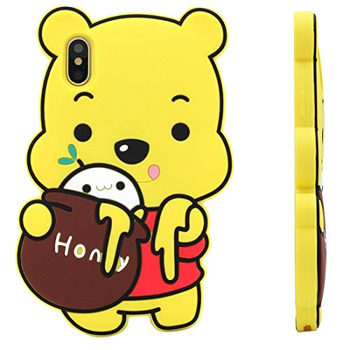 Honey Winnie Case for iPhone Xs Max 6.5